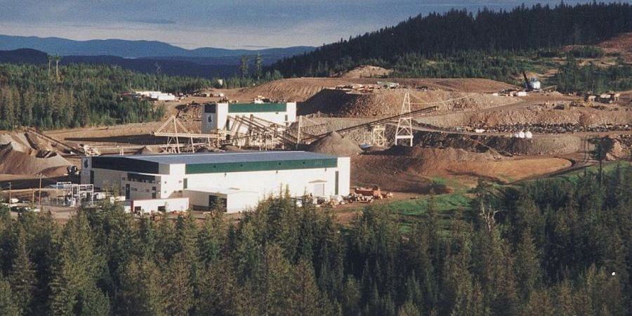Mt Polley Mine
