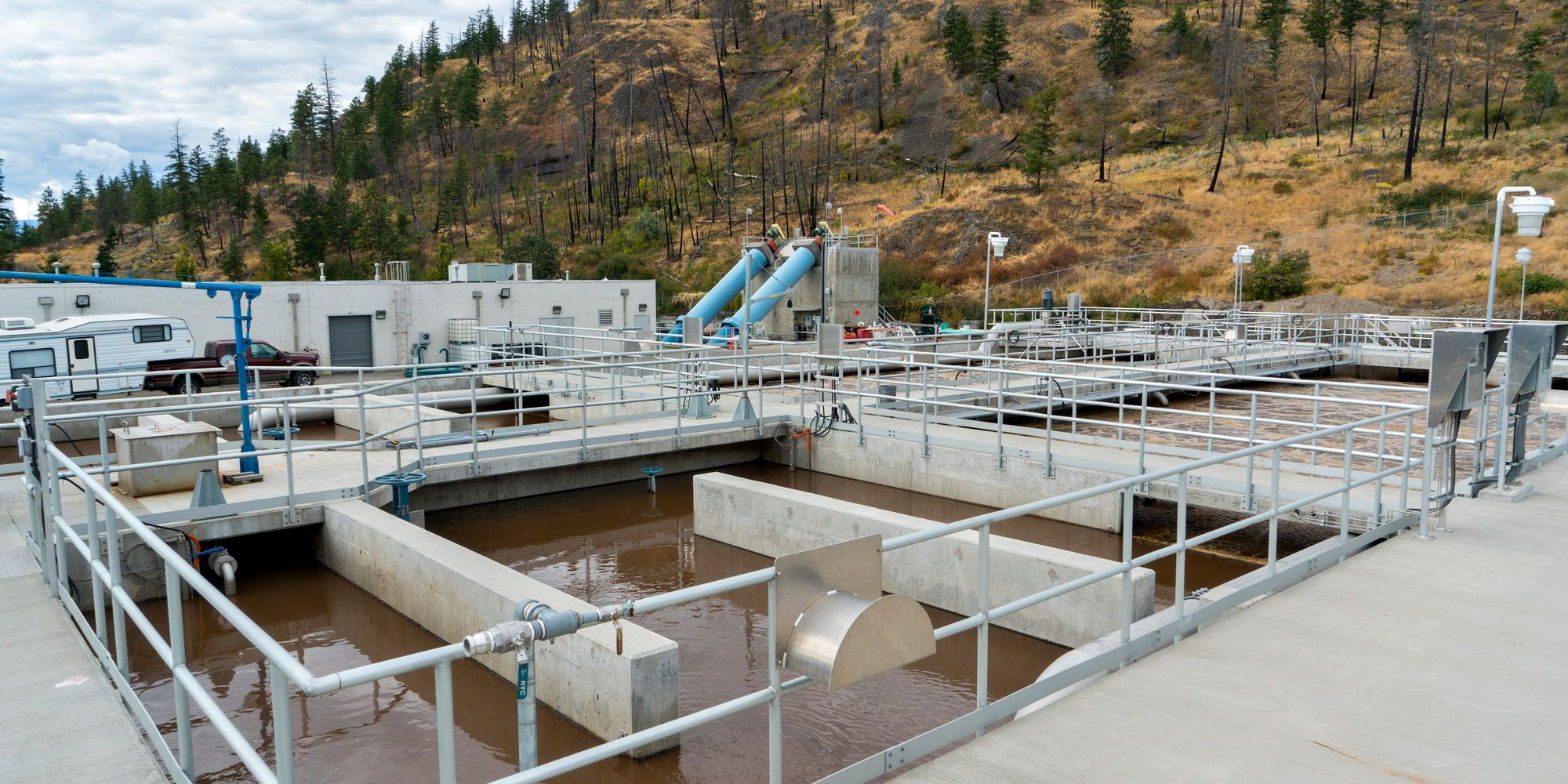 West Kelowna Wastewater Treatment